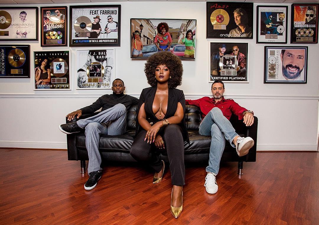 Amara La Negra BMG